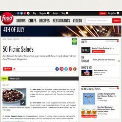 50 Picnic Salads