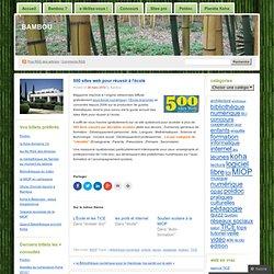 500 sites web pour réussir à l'école
