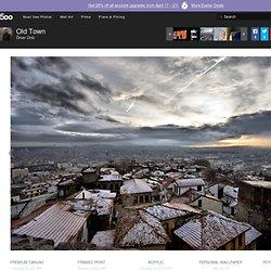 """Old Town"""" by Ömer Ünlü"""