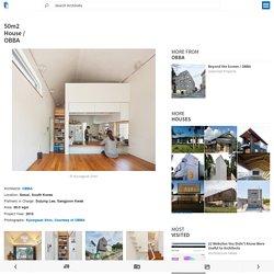 50m2 House / OBBA