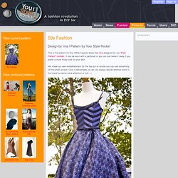 Free Patterns - Your Style Rocks