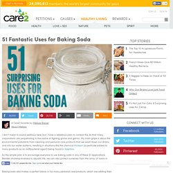 51 Fantastic Uses for Baking Soda (Page 2)