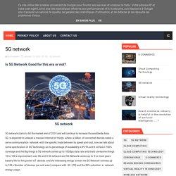5G network - phonegeeks
