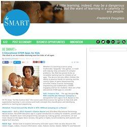 6 Educational STEM Apps for Kids