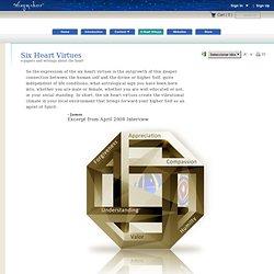 6 Heart Virtues