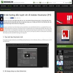 60 bài hướng dẫn tuyệt vời về Adobe Illustrator [P1]