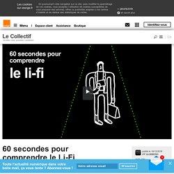 60 secondes pour comprendre le Li-Fi