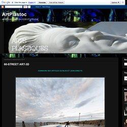 ArtPlastoc: 60-STREET ART-3D