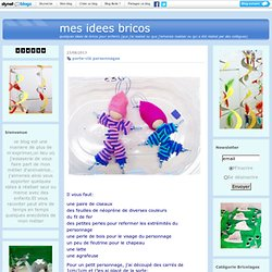 plus de 6ans : mes idees bricos