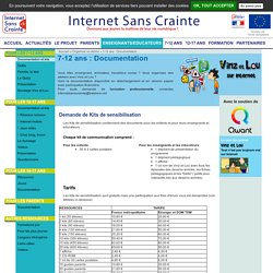 7-12 ans : Documentation