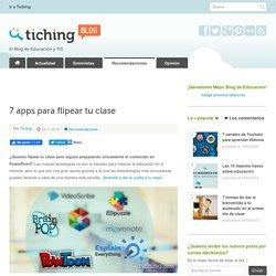 7 apps para flipear tu clase