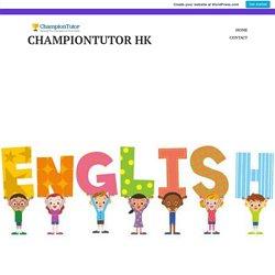 7種有趣的英語教學方法 – championtutor HK
