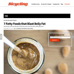 7 Fatty Foods that Blast Belly Fat : Olives