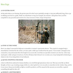 7 Great Hunting Tips