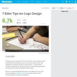 7 Killer Tips for Logo Design