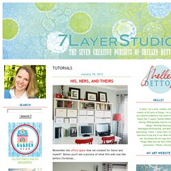 7 Layer Studio: TUTORIALS