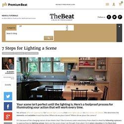 7 Steps for Lighting a Scene