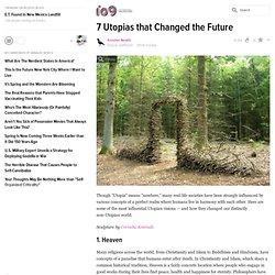7 Utopias that Changed the Future