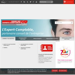 Experts-comptables 70e Congrès - Paris 2015