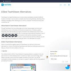 best teamviewer alternative
