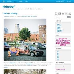 Kidrobot's Blog, The KRonikle