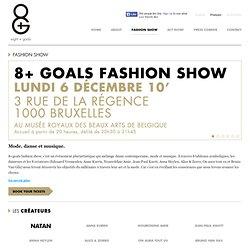 8+goals - 8 créateurs pour 8 objectifs