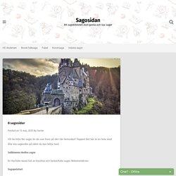 8 sagosidor – Sagosidan