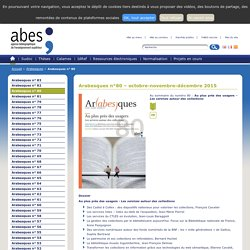Arabesques n°80