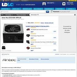 Antec Neo ECO 620C 80PLUS (0-761345-28621-3) : achat / vente Alimentation PC sur ldlc