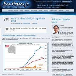 » 8201 Le Virus Ebola, et l'épidémie 2014