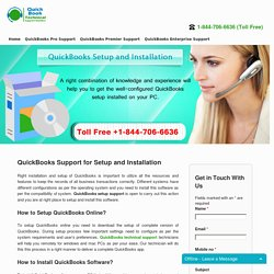 1-8447066636 QuickBooks Installation Setup Support Phone Number
