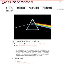 86: Les effets de la musique