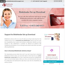 Online support for 1-877-240-5577 Bitdefender 2016 download