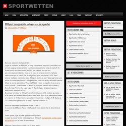 888sport comparación a otras casas de apuestas