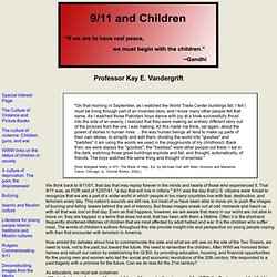 9/11 and Children