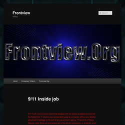 Frontview's - StumbleUpon