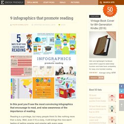 7 infographics that promote reading