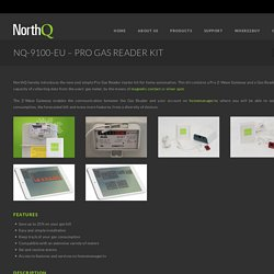 NQ-9100-EU – PRO GAS READER KIT » NorthQ