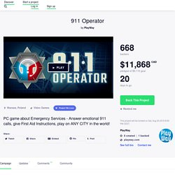 911 Operator by PlayWay