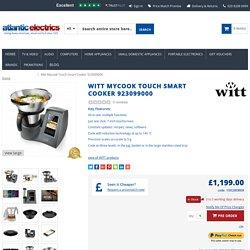 Witt Mycook Touch Smart Cooker 923099000