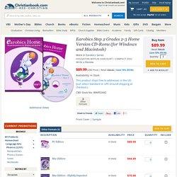 Christianbook.com: Earobics Step 2 Grades 2-3 Home Version CD-Roms (for Windows and Macintosh): 9780669524420