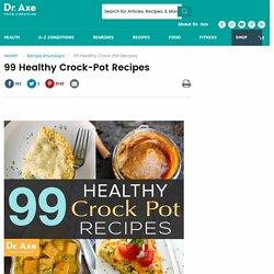 99 Healthy Crock-Pot Recipes