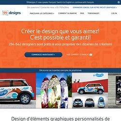 99designs - Accédez à des dizaines de designers professionnels