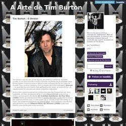 A Arte de Tim Burton