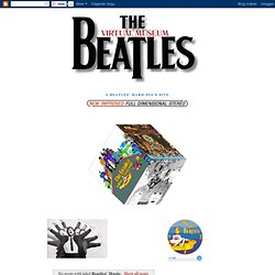 A BEATLES' HARD-DIE'S SITE: Beatles' Music - Mozilla Firefox