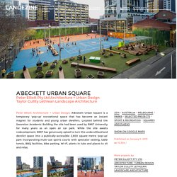 A'Beckett Urban Square