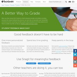 A Better Way to Grade