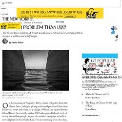A Bigger Problem Than ISIS?