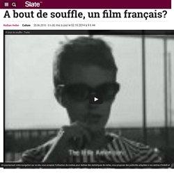 A bout de souffle, un film français?