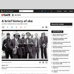 A brief history of ska